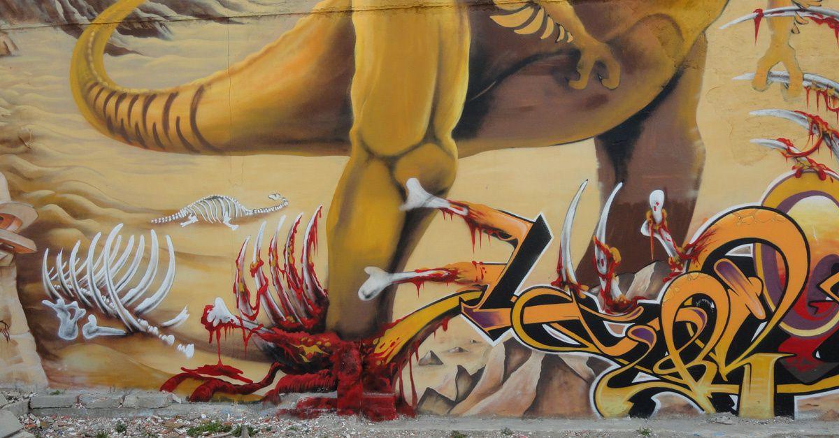 Album - Graffitis Dept 56 Tom 002