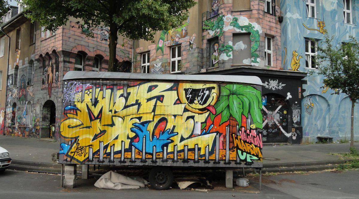 Album - Graffitis Allemagne Tom 005