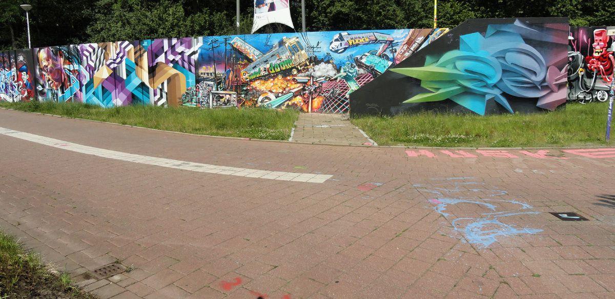 Album - Graffitis Pays Bas Tom 002