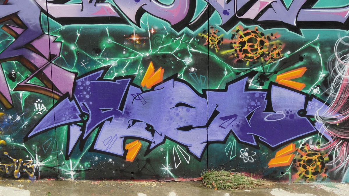 Album - Graffitis Dept 34 Tom 002
