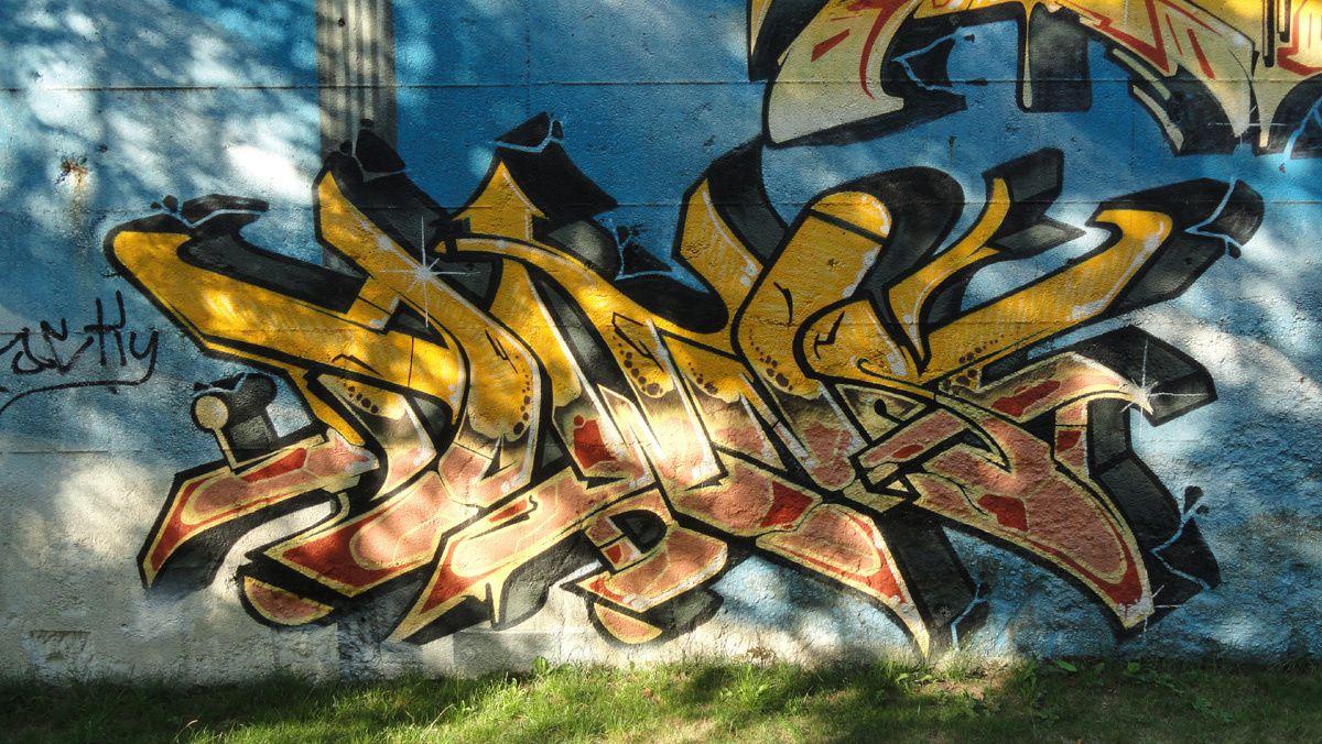 Street Art :Graffitis &amp&#x3B; Fresques Murales 47053 Duisburg (Germany)