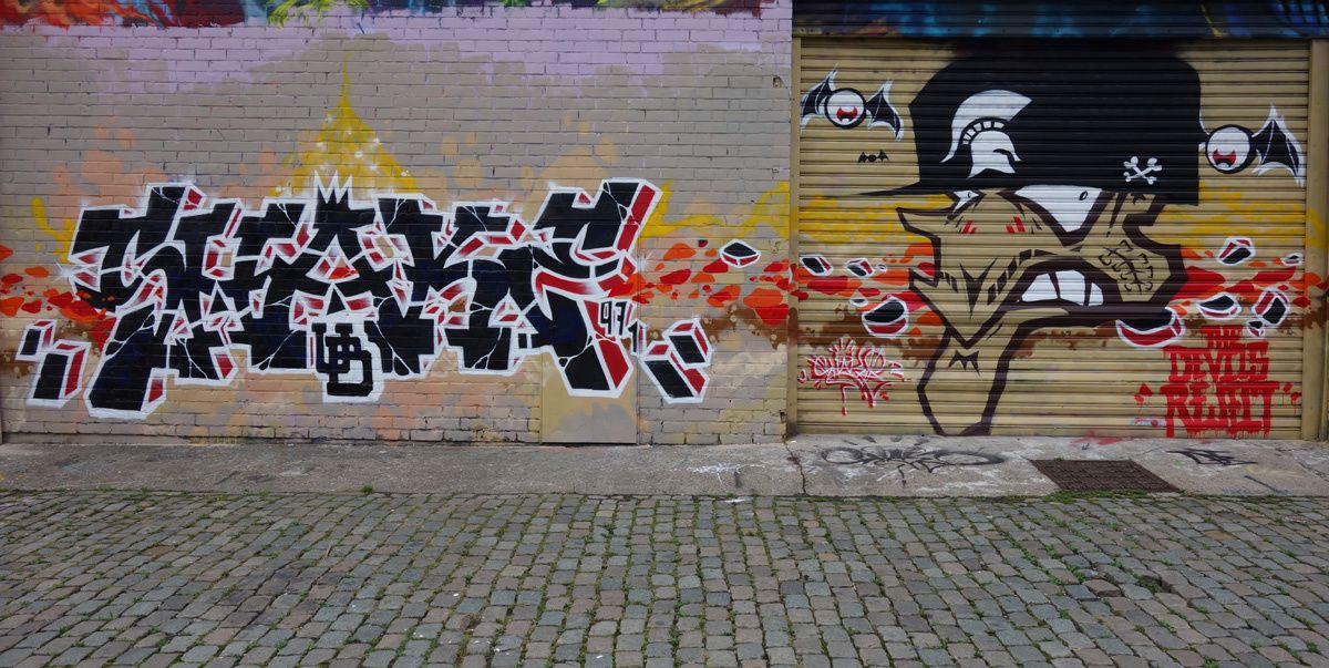 Street Art : Graffitis &amp&#x3B; Fresques Murales 1000 Bruxelles (Belgique)