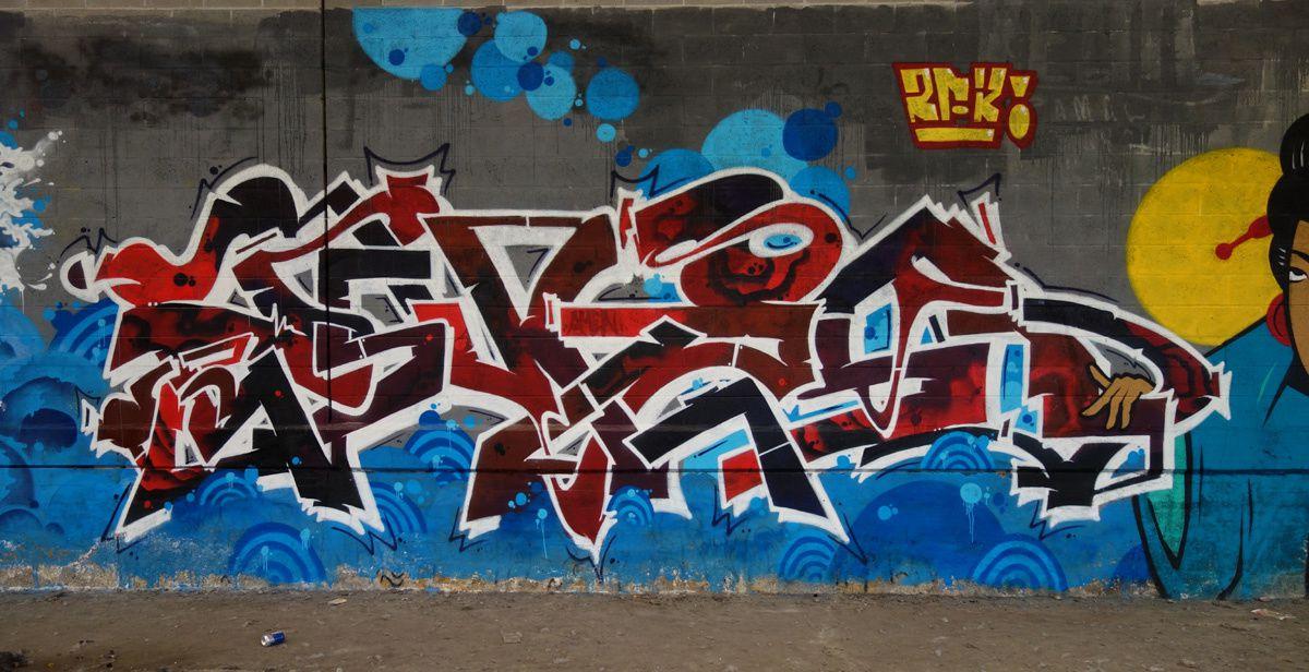 Street Art : Graffitis &amp&#x3B; Fresques Murales 1601 Leeuw Saint Pierre (belgique)