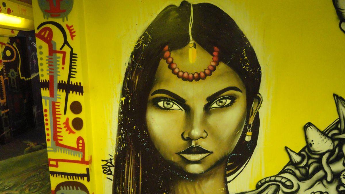 Street Art : Graffitis &amp&#x3B; Fresques Murales Exposition Rehab 75014 Paris