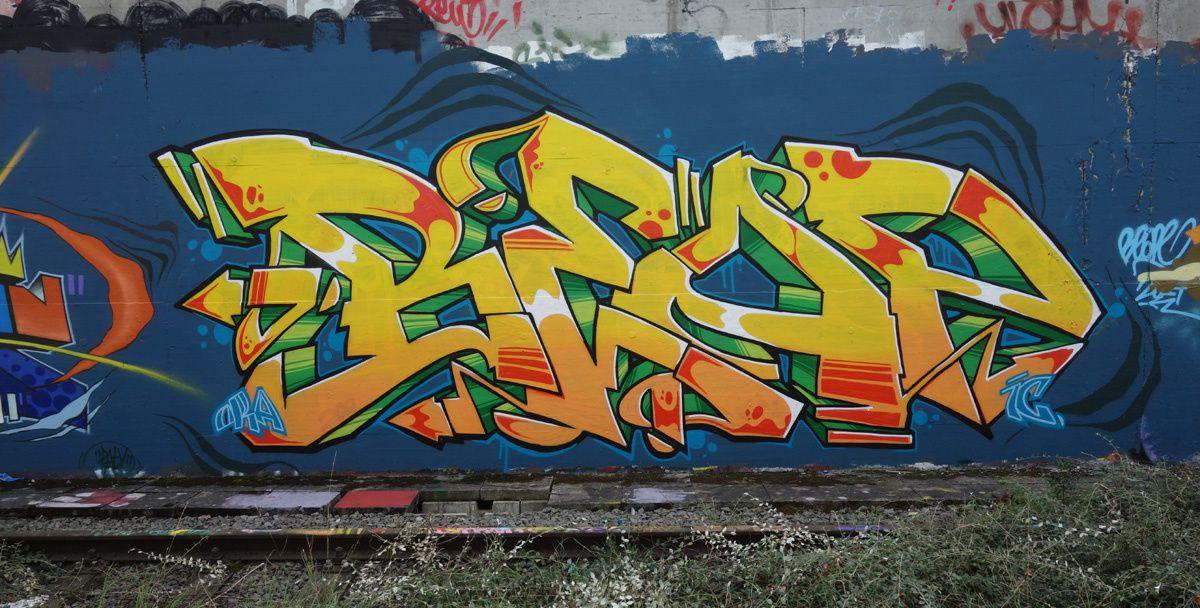 Street Art : Graffitis &amp&#x3B; Fresques Murales 6061 Charleroi
