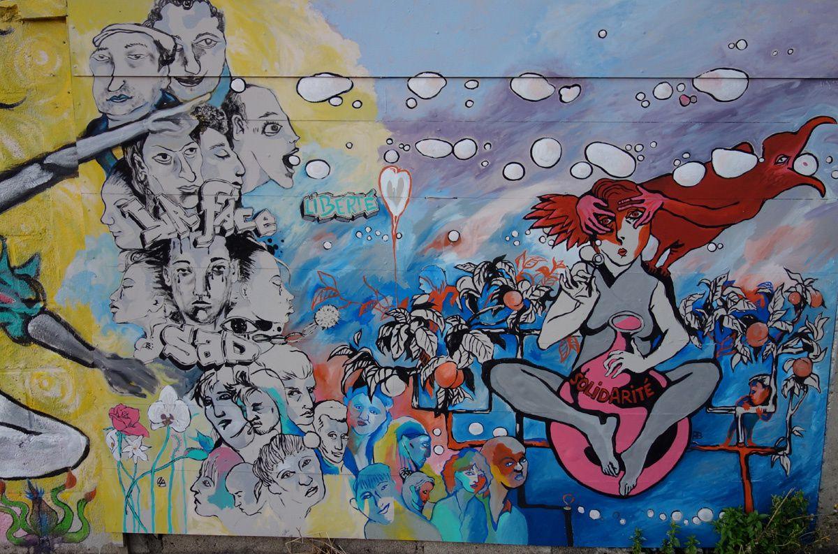 Album - Graffitis Dept 93 Tom 051