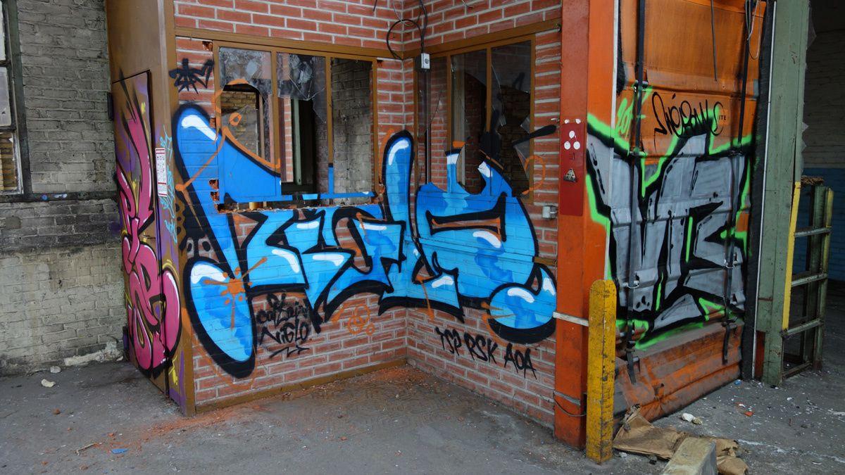 Street Art : Graffitis &amp&#x3B; Fresques Murales Département de la Marne (51)