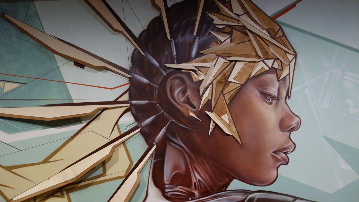 Street Art : Graffitis &amp&#x3B; Fresques Murales 75007 Paris