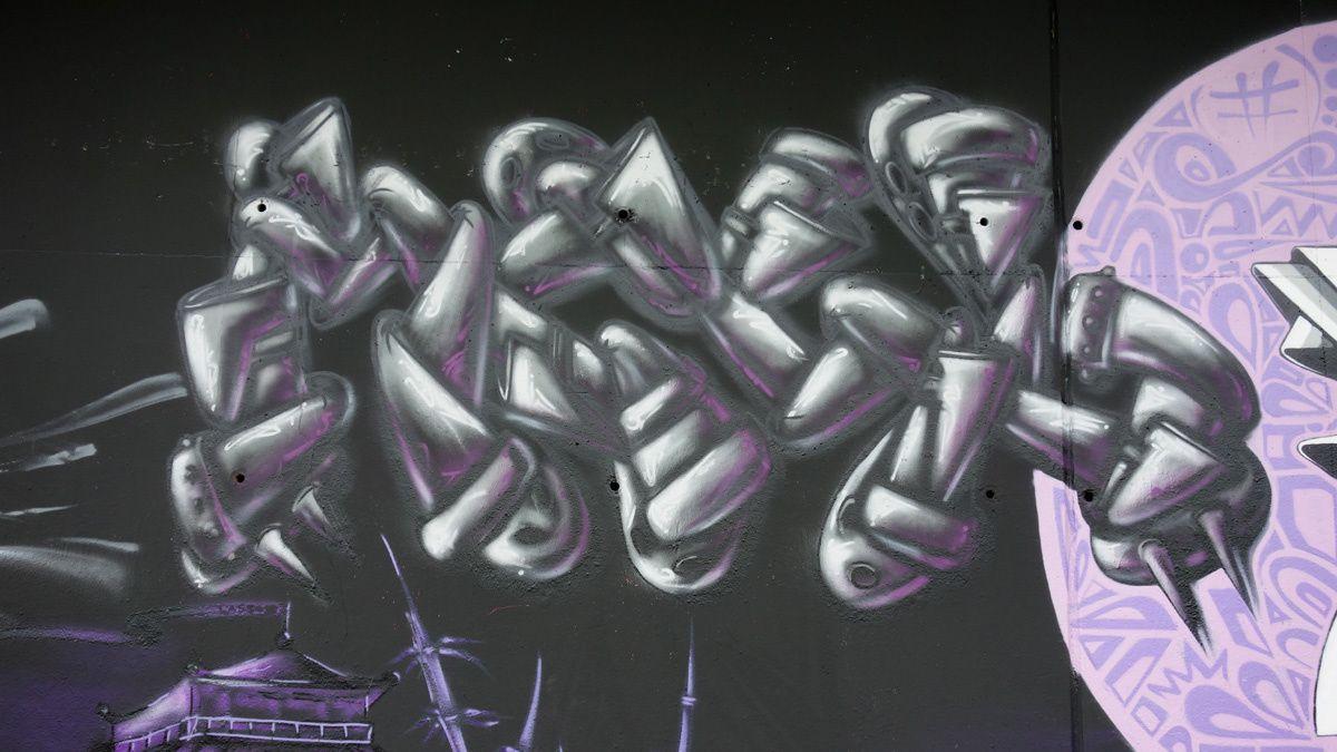 Street Art : Graffitis &amp&#x3B; Fresques Murales 45232 Olivet
