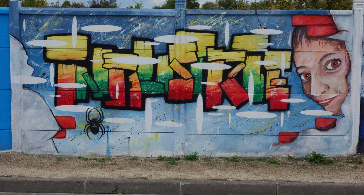 Album - Graffitis Dept 51 Tom 005