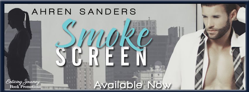 Book release : Smokescreen by Ahren Sanders