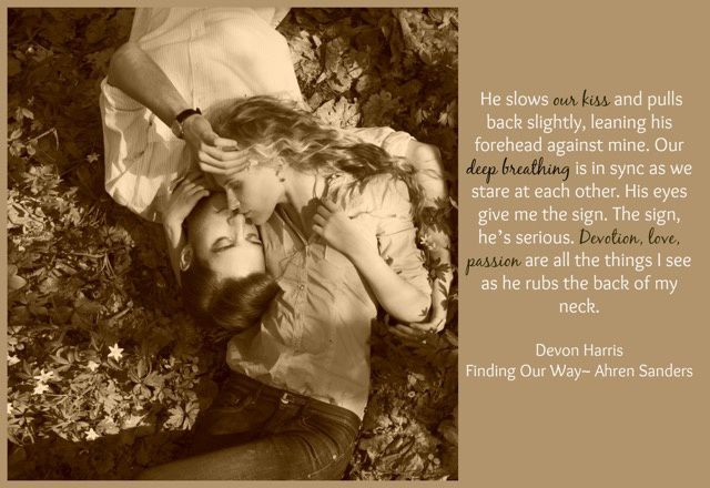 Book release : Finding Our Way by Ahren Sanders