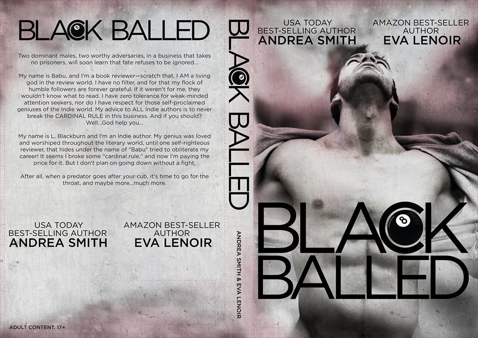 Blog Tour : Black Balled by Andrea Smith and Eva LeNoir