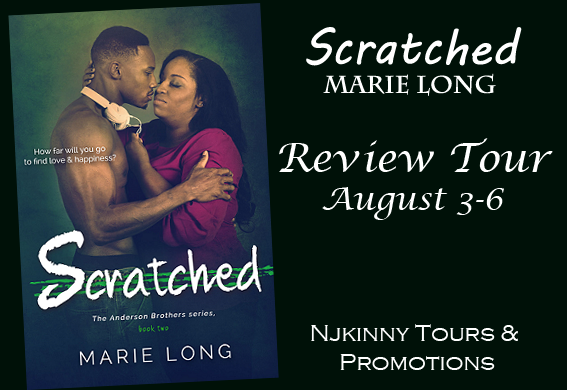 Review Tour : Scratched by Marie Long