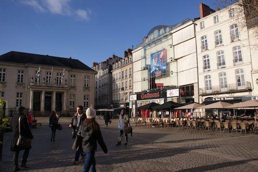 Commerce et centre ville