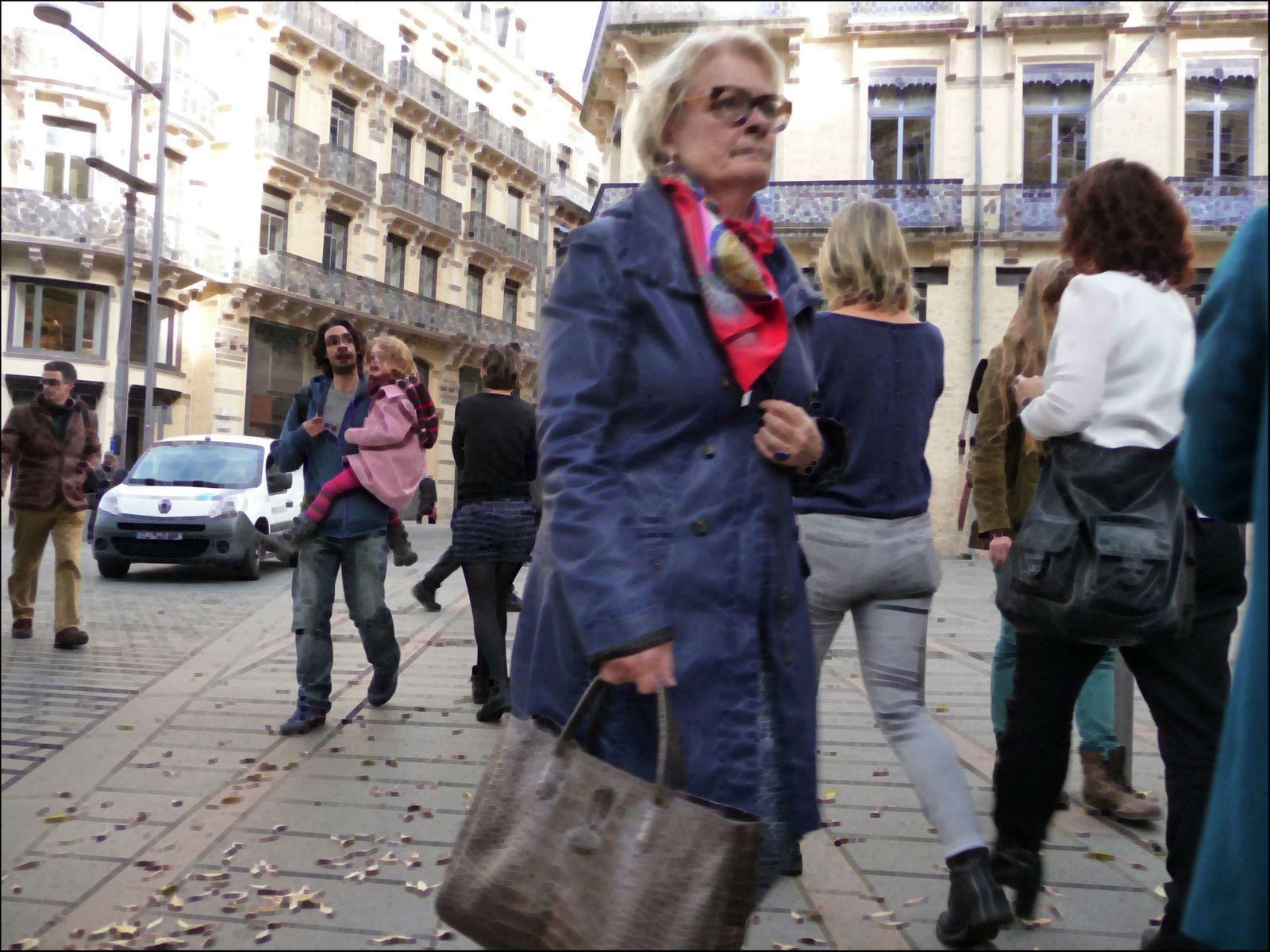 Cliché de rue à Toulouse Novembre 2014
