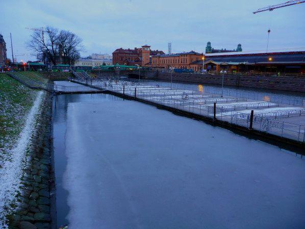 Malmoë- Suède - Février 2013