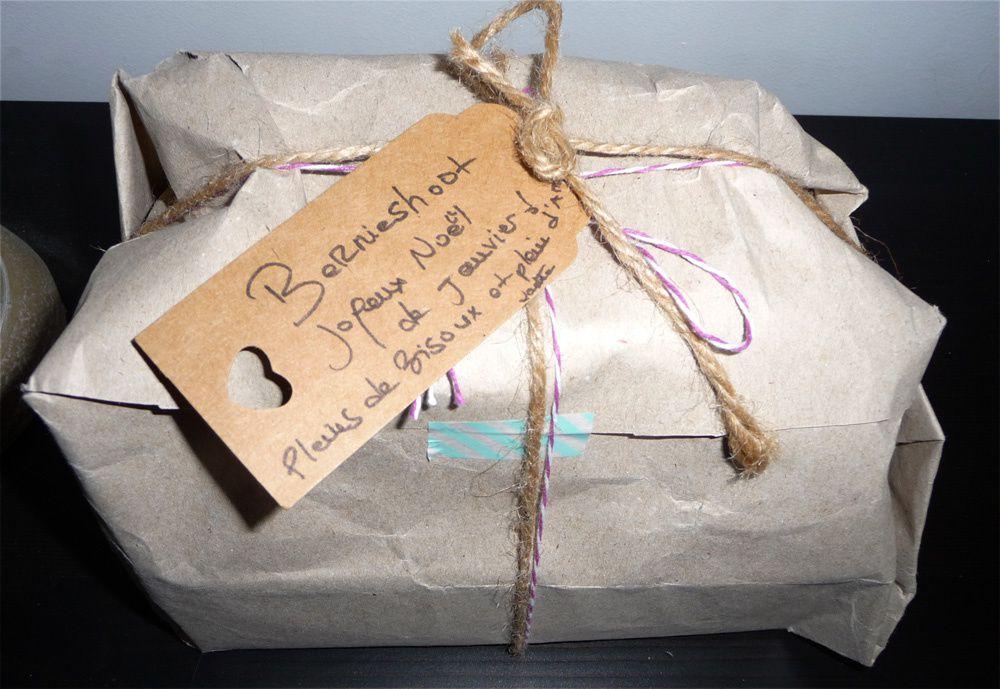 Un joli paquet cadeau