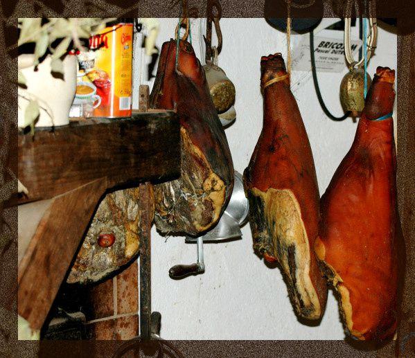 Jambon fumé de Haute-Savoie (74)