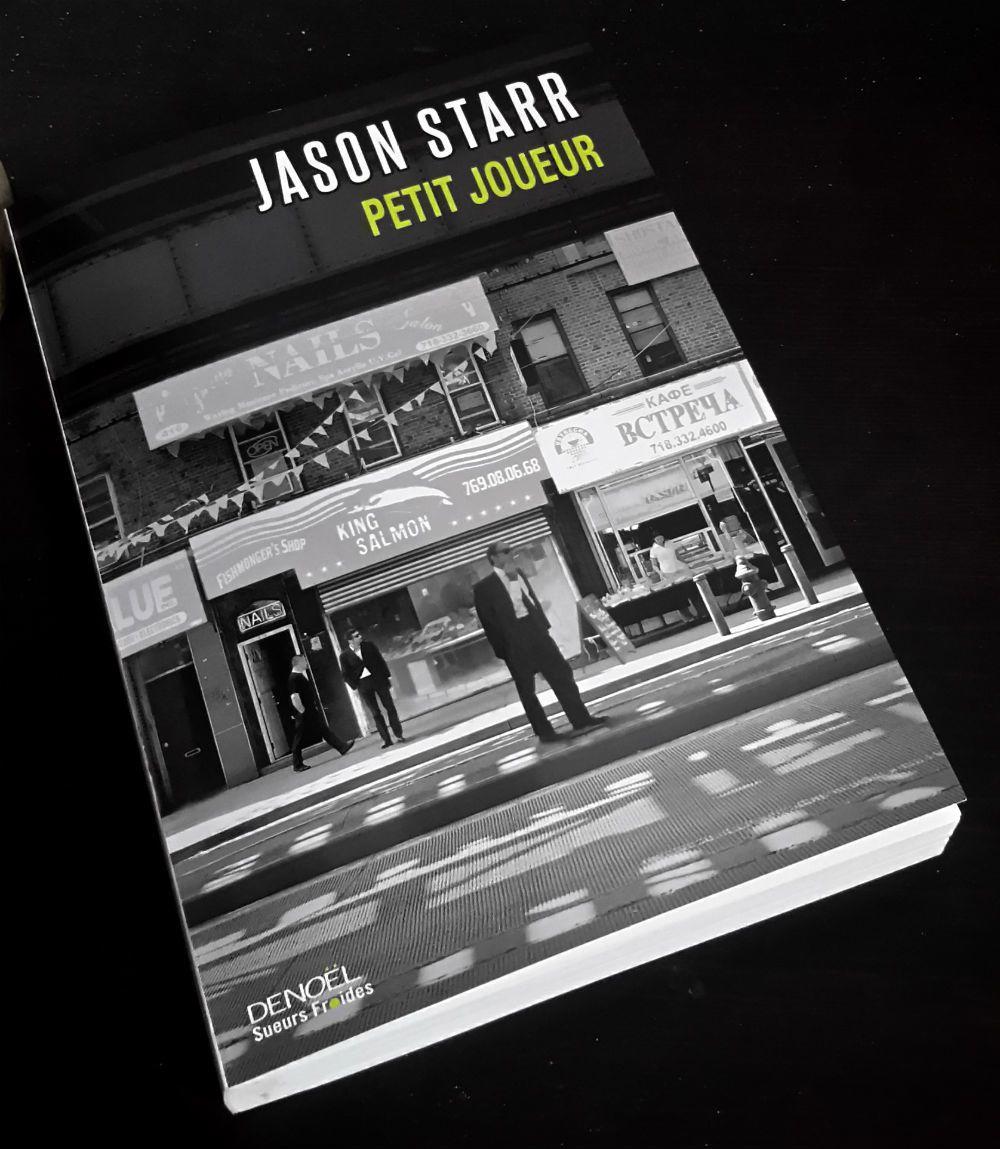 Petit Joueur - Tough Luck de Jason Starr