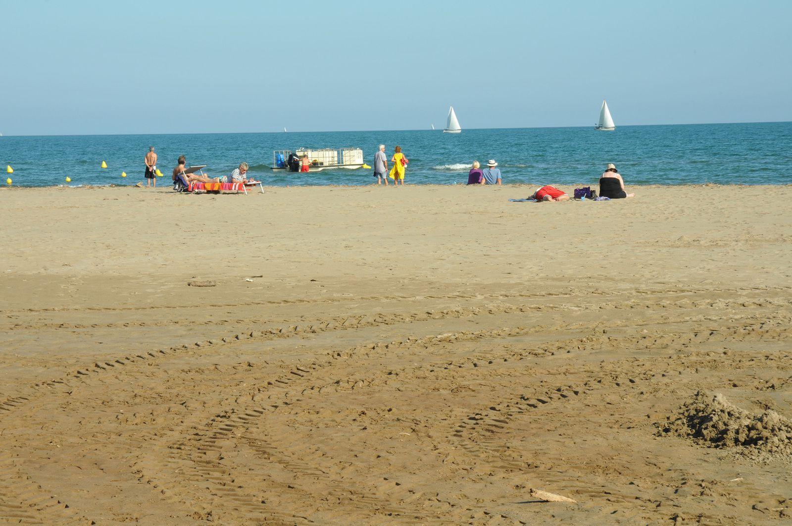 Tronche de vie sur la plage - @bernieshoot