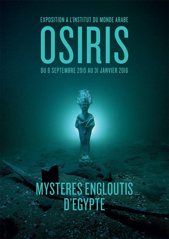 OSIRIS exposition évènement