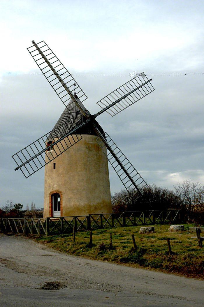 Moulin Marine Montbrun @bernieshoot