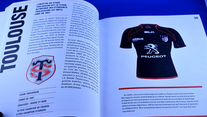 Rugby Histoires et Anectodes Stade Toulousain