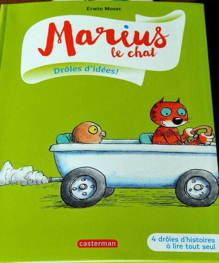 Marius le Chat [Boris der Kater] - Erwin Moser