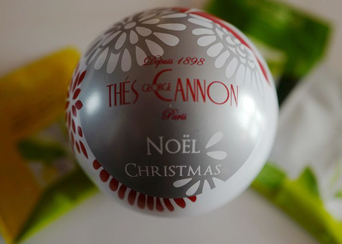 Thés bio George Cannon - Organice Teas