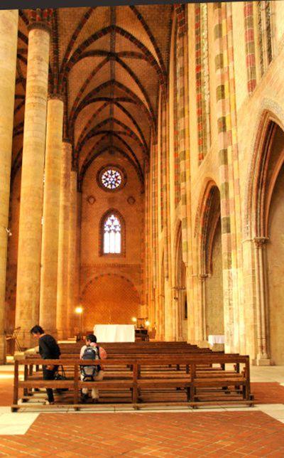 Au coeur de Toulouse: les jacobins