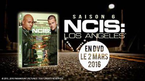 Nouvelle Saison : NCIS : Los Angeles
