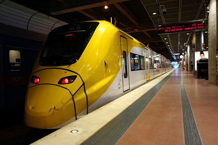 Arlanda Express: Supurb service