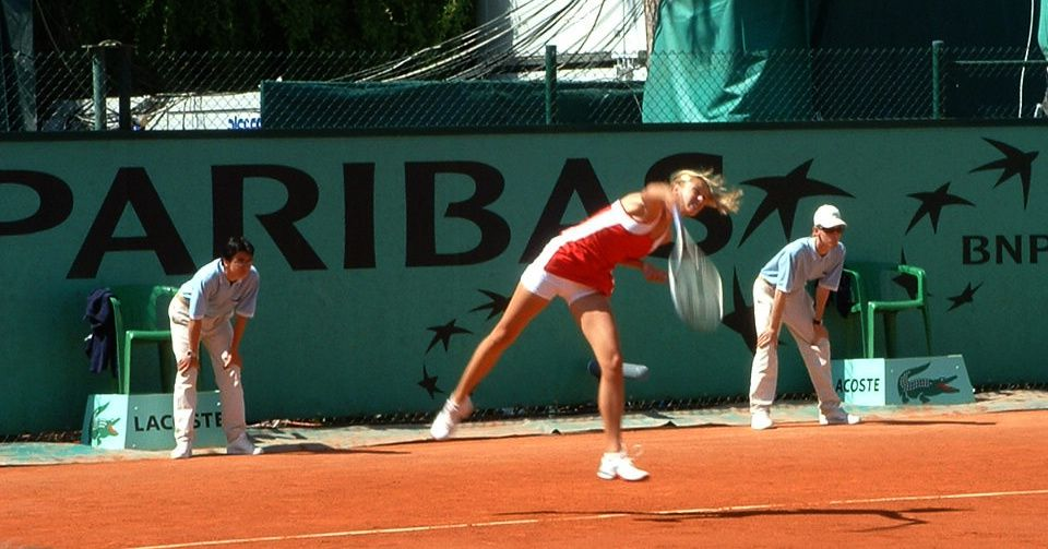 Let Maria play!