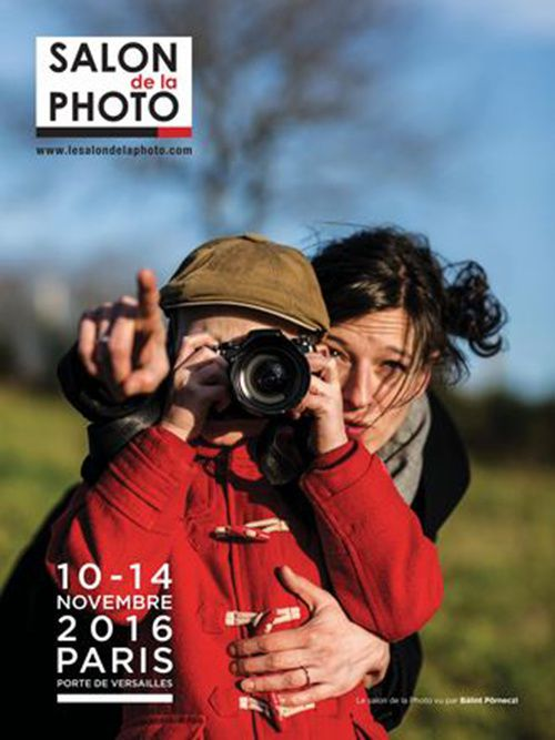 Votre invitation au Salon de la Photo 2016 est disponible !