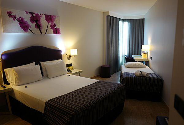 Hôtel Exe Moncloa Madrid : je plussoie !