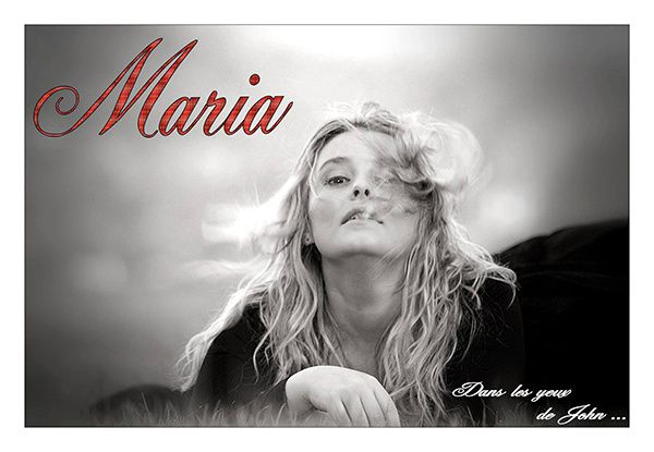 Maria Foto'lla credit photo © J. Giraud
