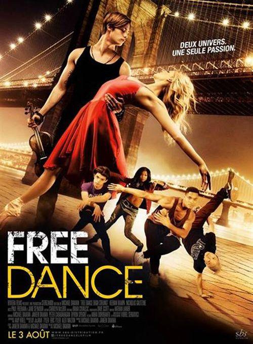 Découvrez le premier extrait de Free Dance – Le Film !