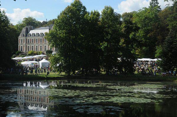 Crédit photo : Château de Chanceaux_Copyright Philippe Maille