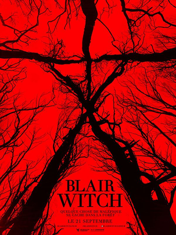 The Woods devient Blair Witch