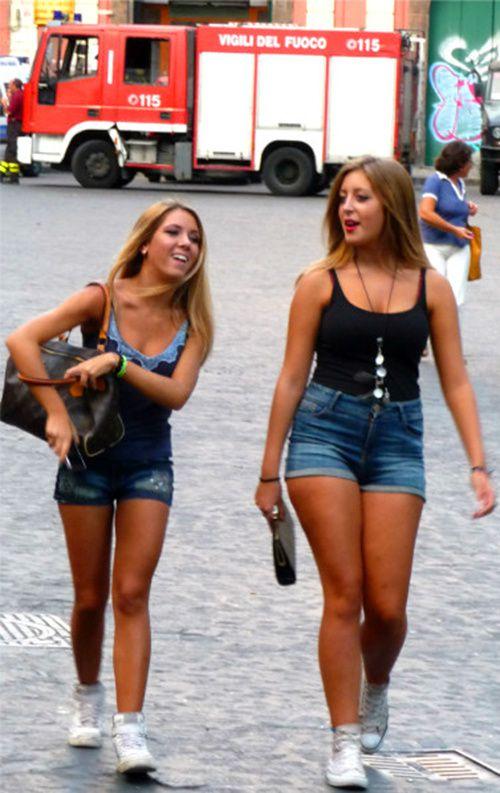 Fashion le short une vraie tendance