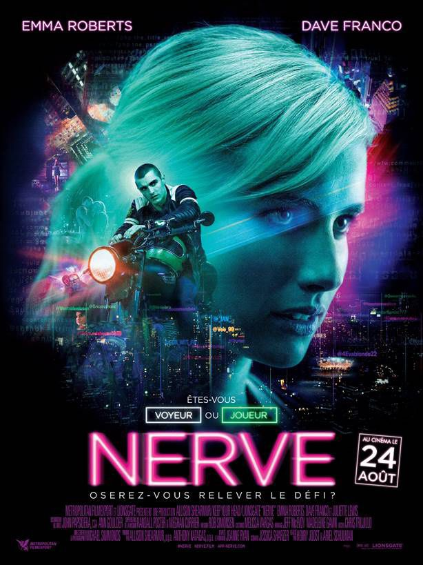 Nerve affiche officielle