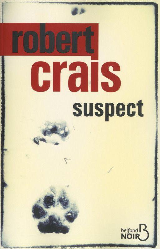 Suspect Robert Crais