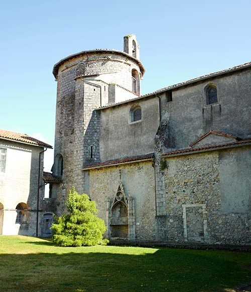 Palais des Évêques de Saint-Lizier