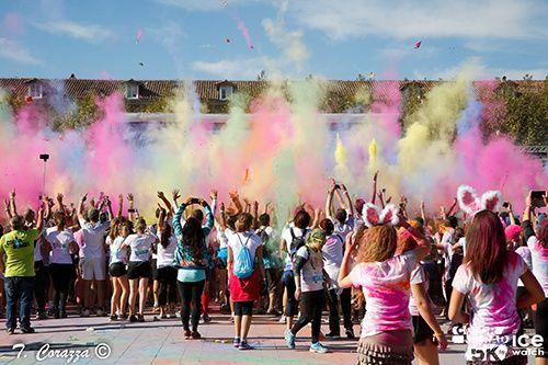 Color Me Rad 5K  à Toulouse