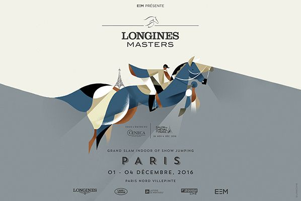 Longines Masters de Paris Grand Slam Indoor of Show Jumping
