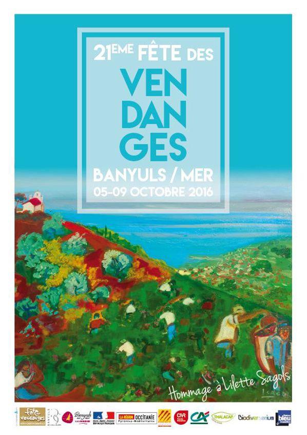 Fête des Vendanges à Banyuls sur Mer