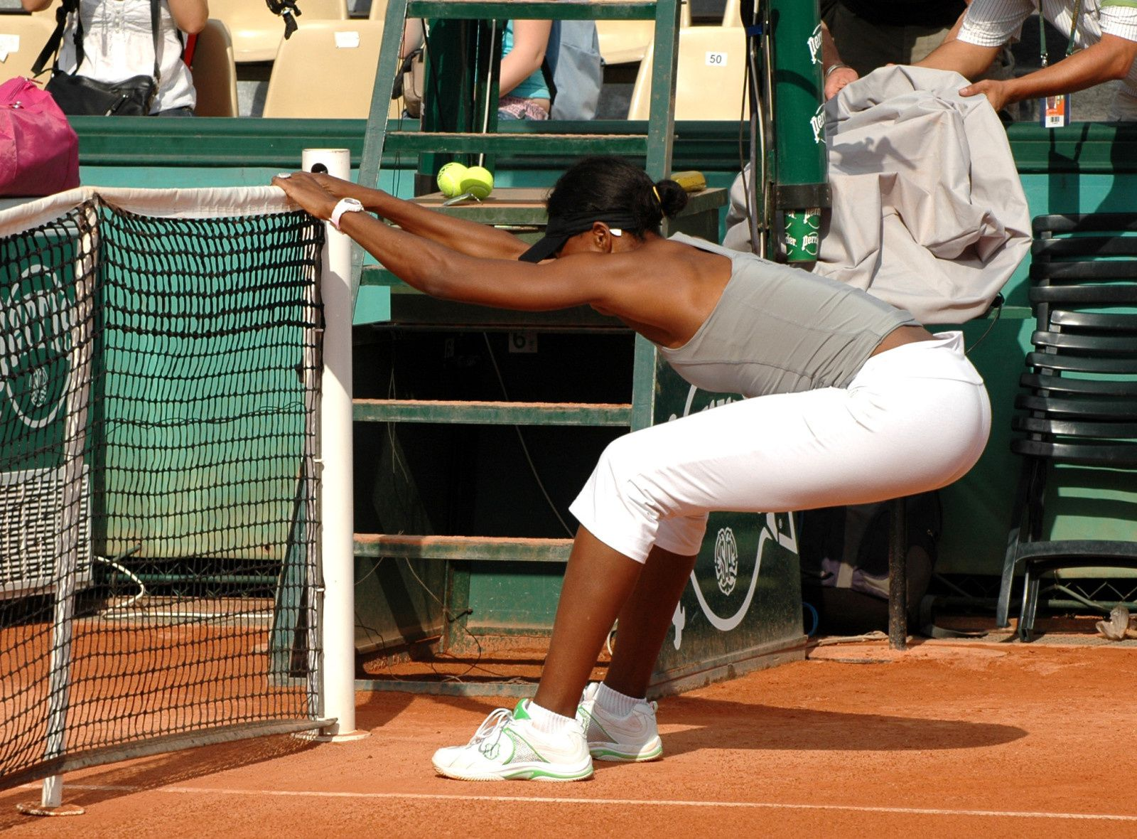 Venus Williams Roland Garros 2009