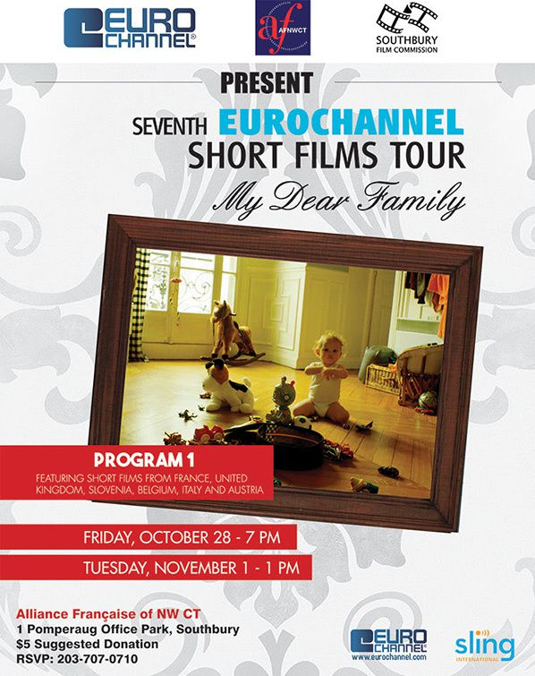 Seventh Eurochannel Short Films Tour: My dear family