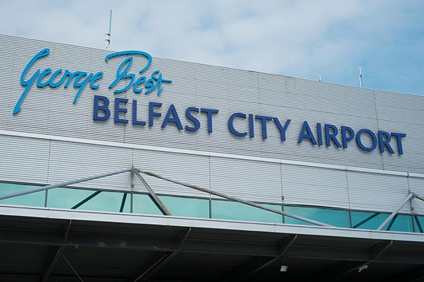 George Best Belfast City Airport